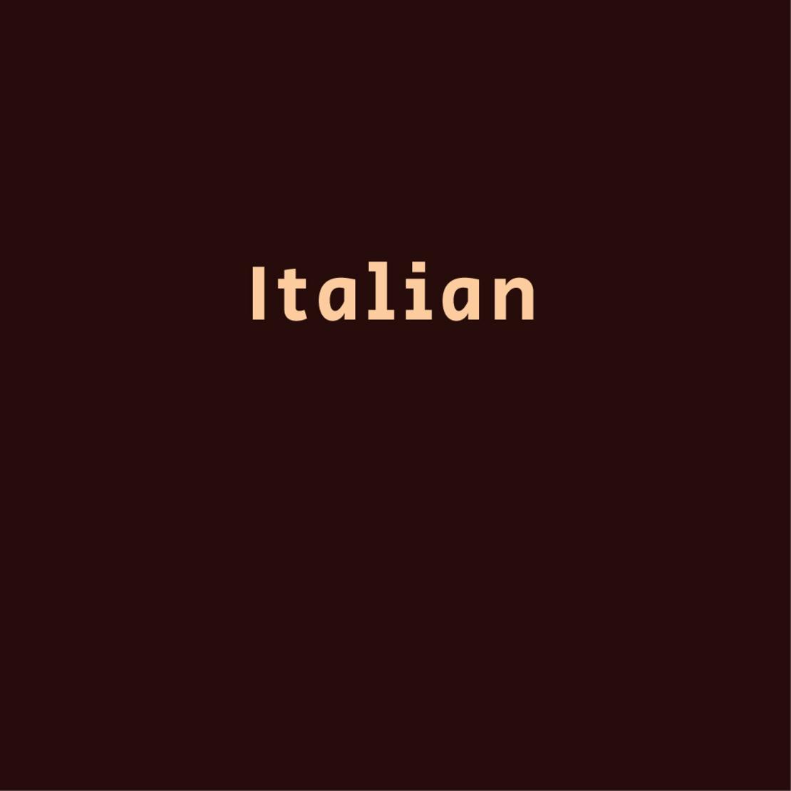 איטלקי