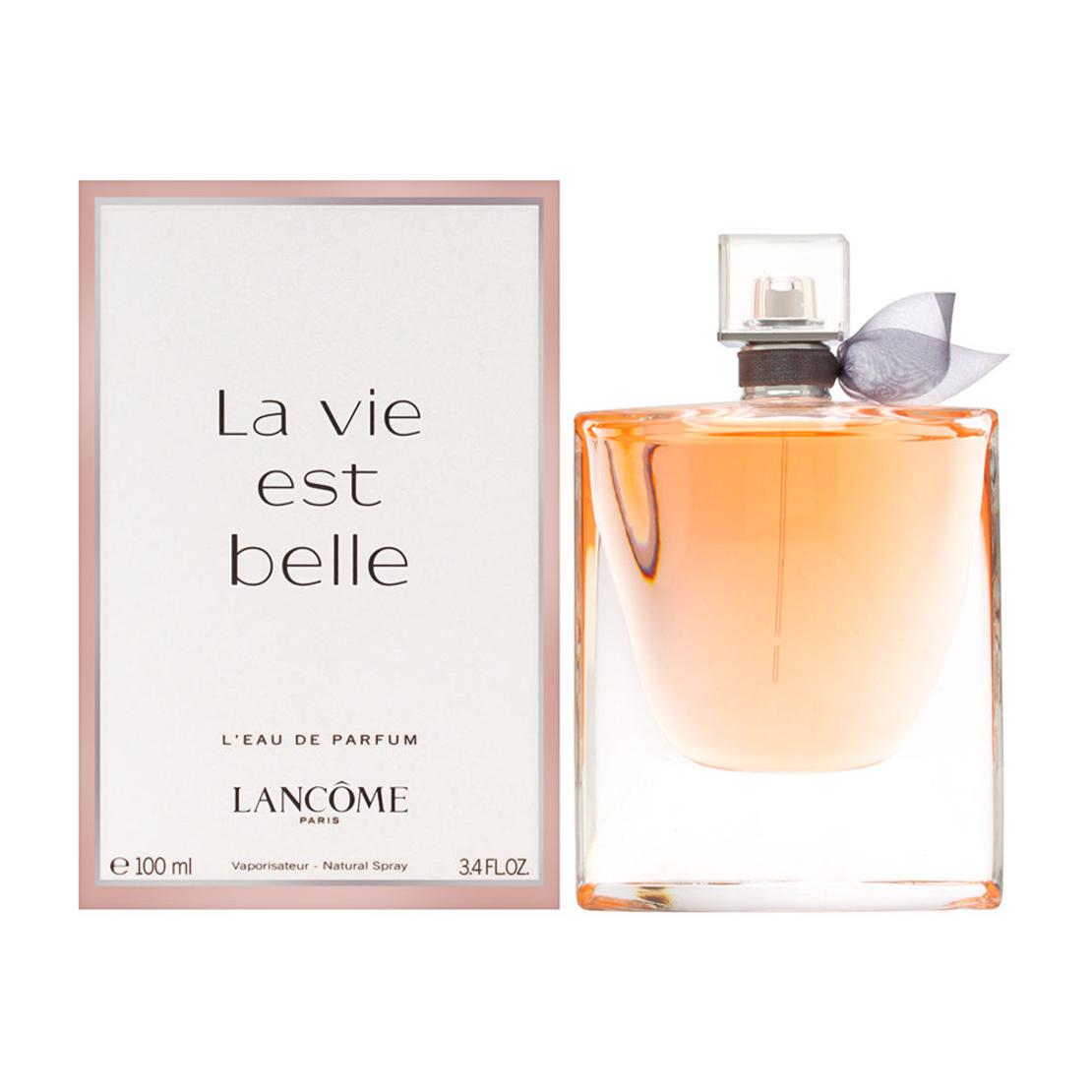 בושם לאשה לנקום לה ויא א בל Lancome La vie est belle EDP (W) 100 ML