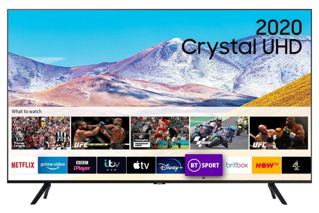 טלוויזיה סמסונג Samsung UE82TU8000 4K 82 אינטש