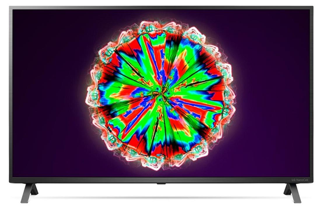 טלוויזיה חכמה 75 LG NANO CELL דגם 75NANO79