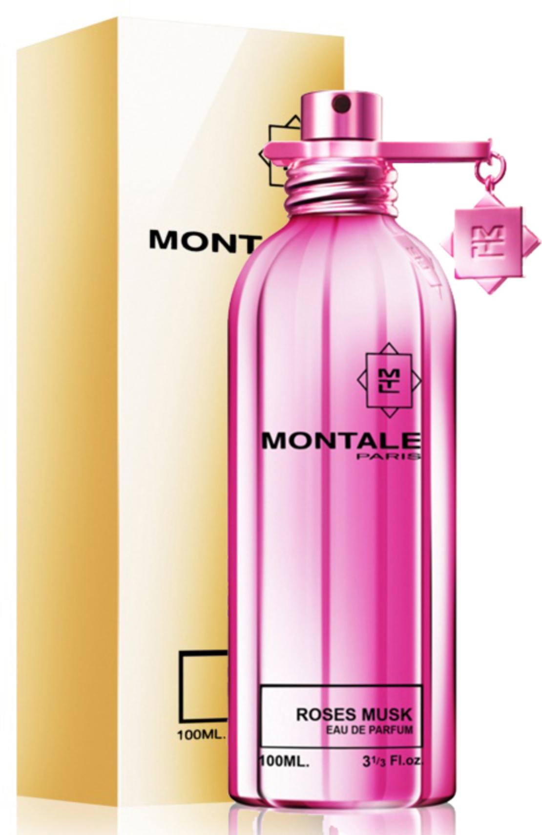 בושם לאשה מונטל רוז מאסק Montale Roses Musk (W) EDP 100 ML
