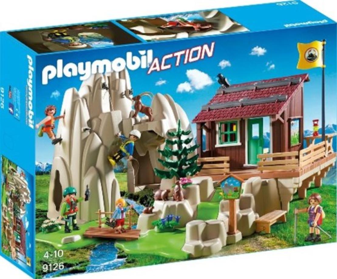פליימוביל 9126 - בית העץ