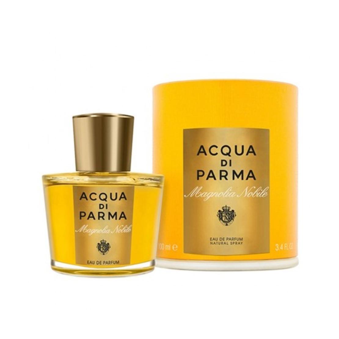 בושם לאשה אקווה די פארמה מגנוליה נוביל Acqua di Parma Magnolia Nobile (W) EDP 100 ML