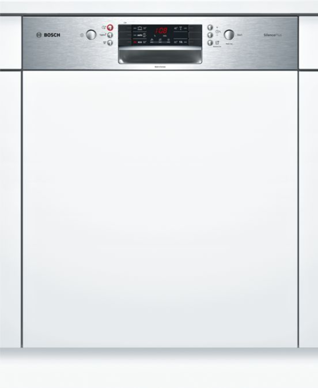 מדיח כלים רחב חצי אינטגרלי בוש Bosch SMI45IS00Y