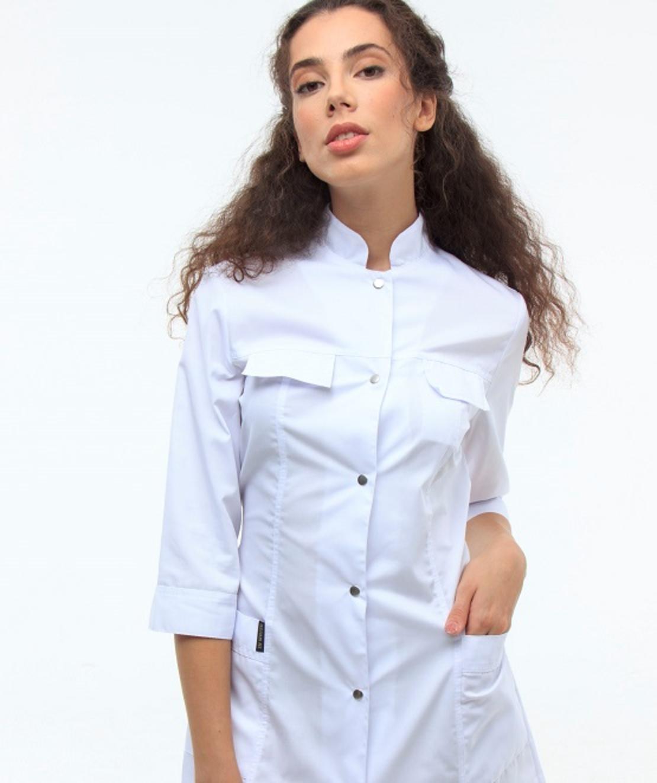 שמלה מעוצבת במראה מחויט 103