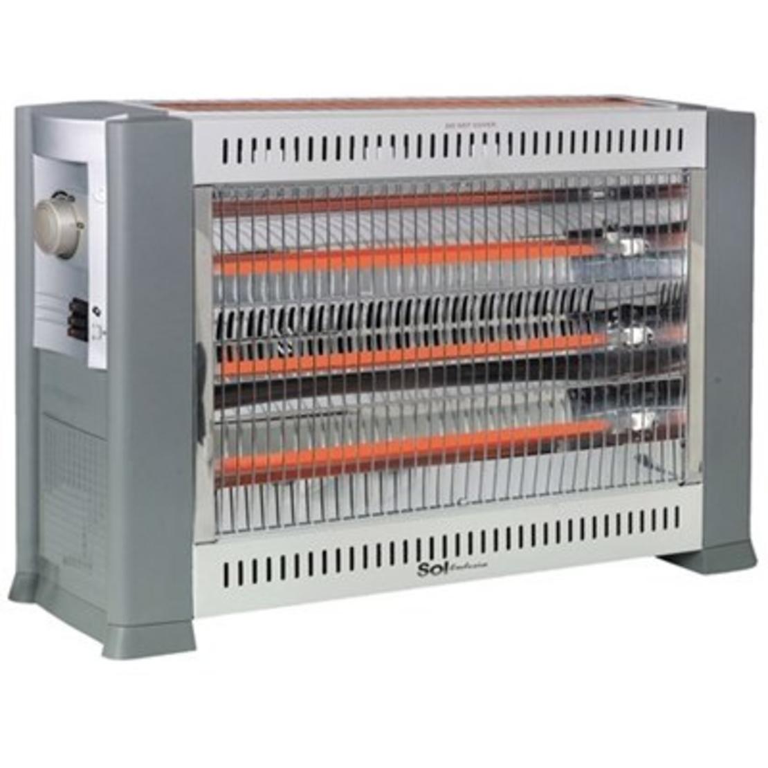 תנור קוורץ טורבו סול SL-6000