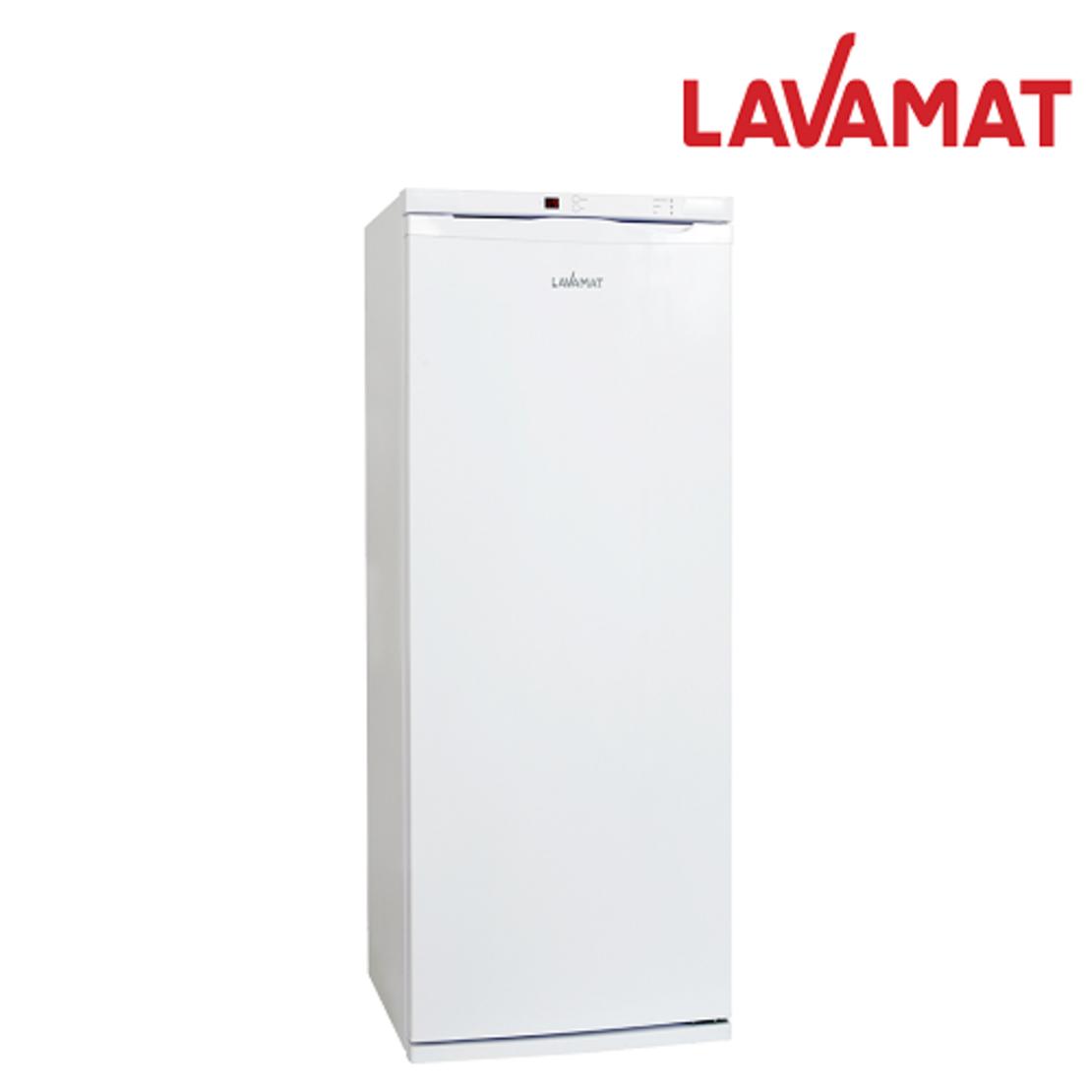 מקפיא ביתי 6 מגירות 186 ליטר NO FROST LAVAMAT דגם LVF321