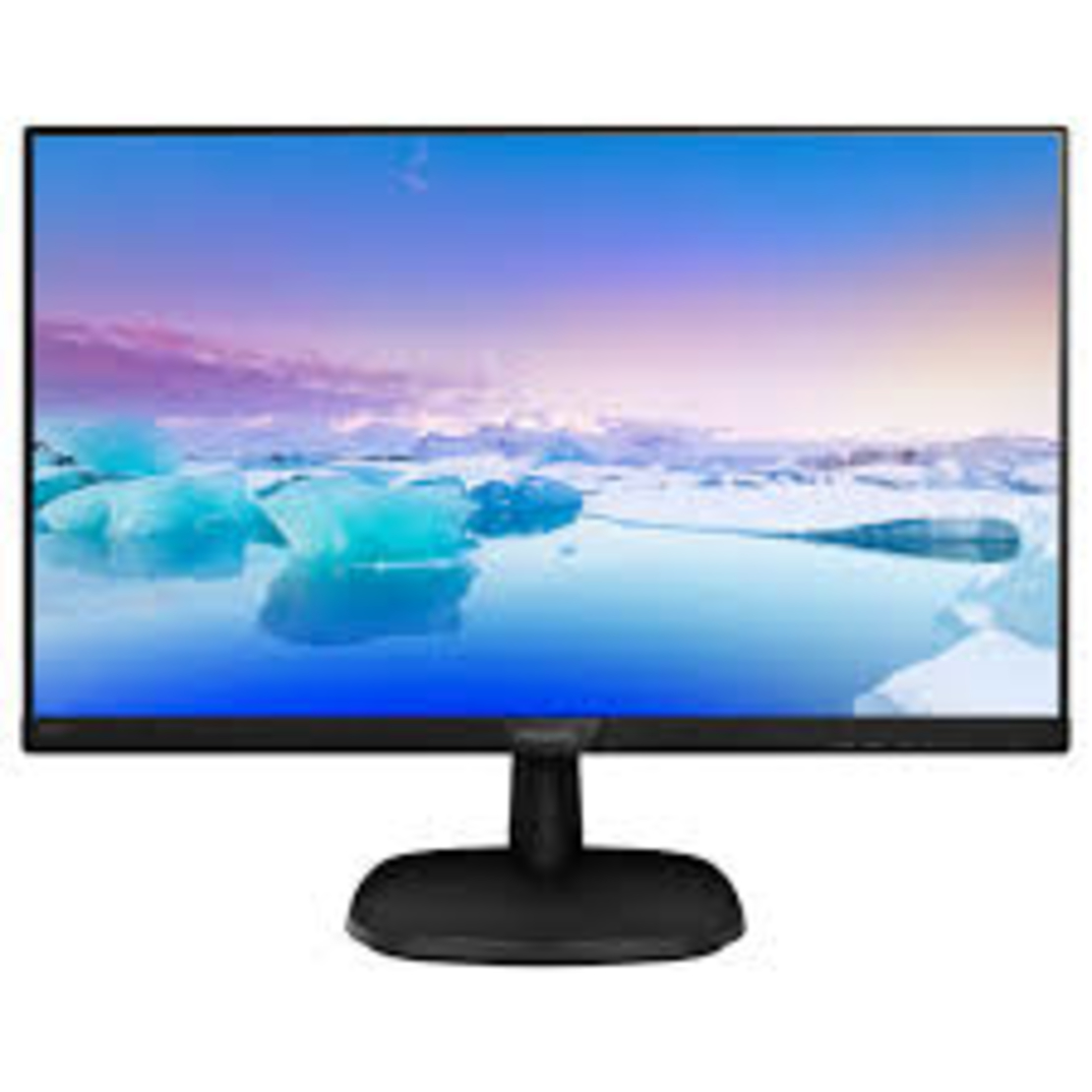 מסך מחשב + רמקולים Philips 21.5'' IPS LED