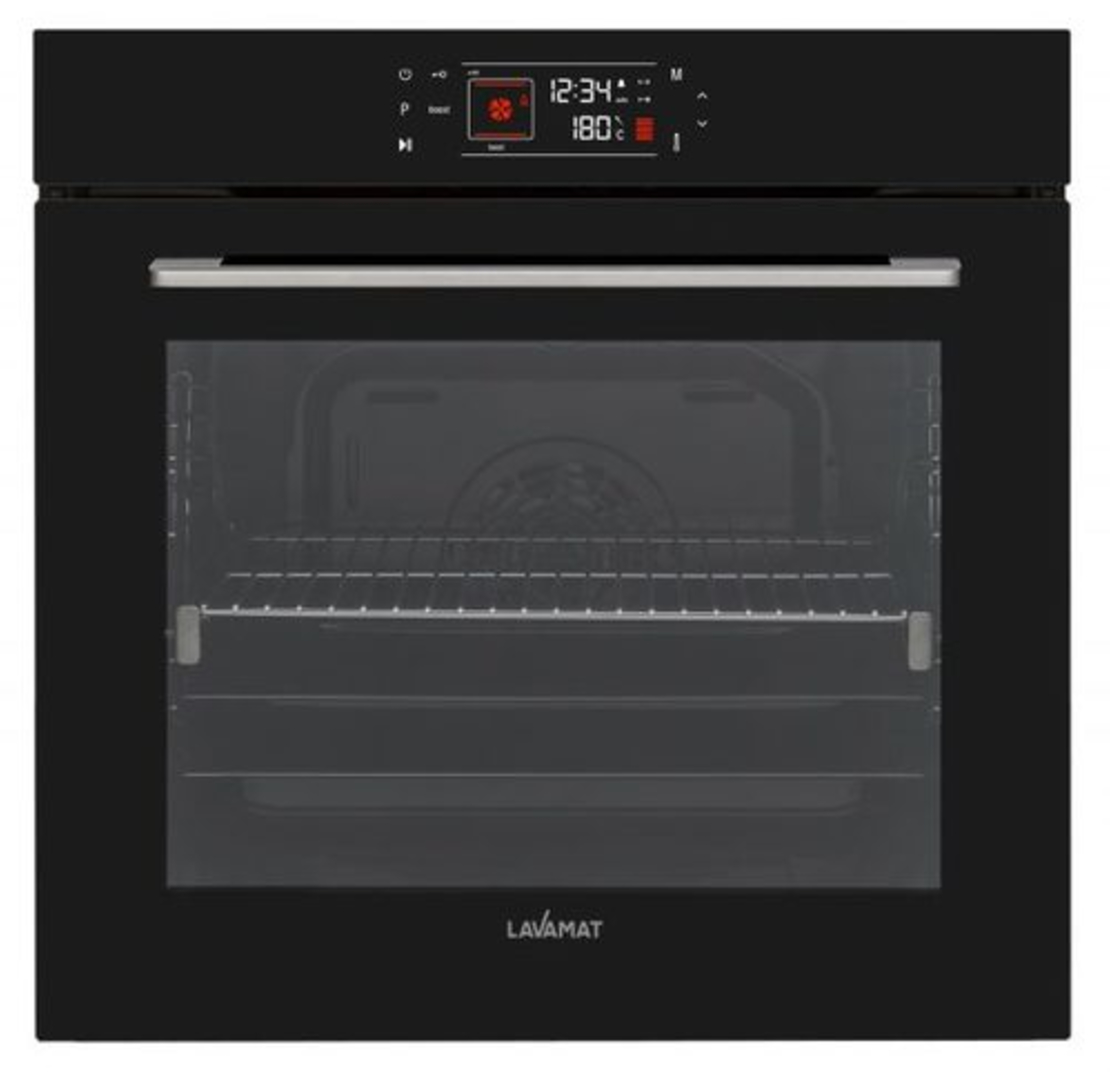 תנור בנוי יוקרתי 78 ליטר FULL TOUCH XXL LAVAMAT דגם LVO-T60075