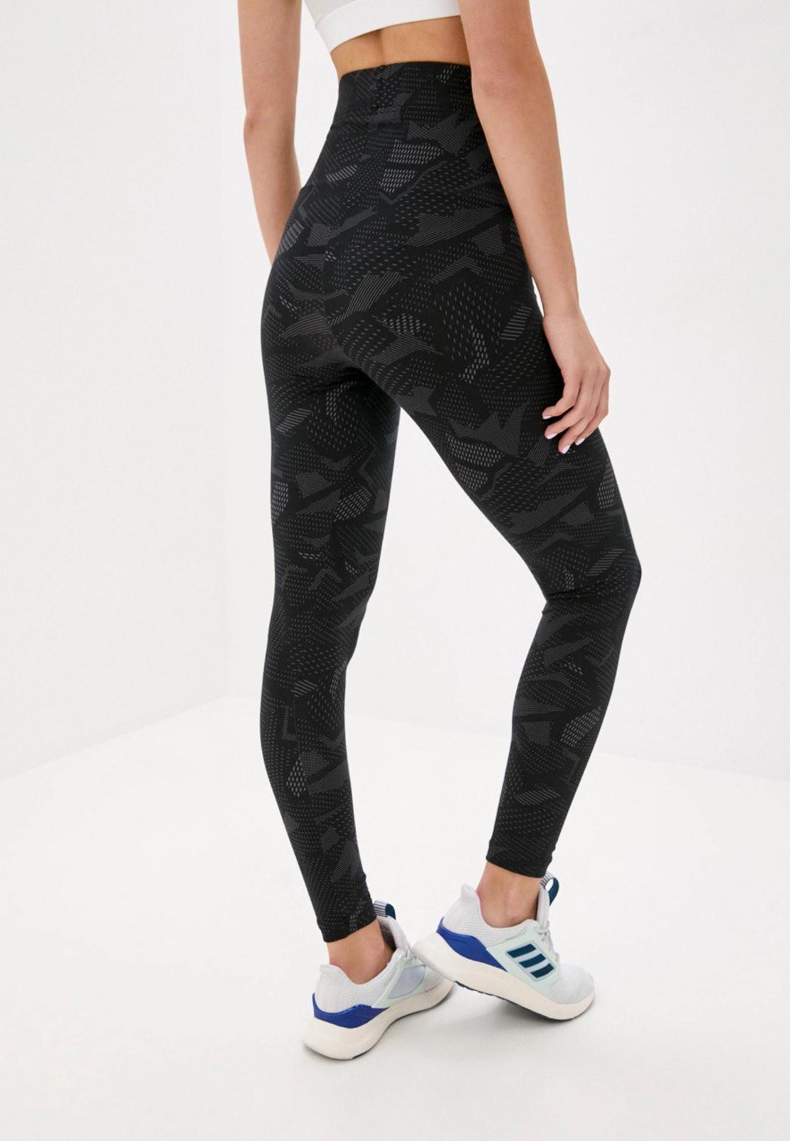 טייץ אדידס לנשים   Adidas Essemtials Allover Print Tights