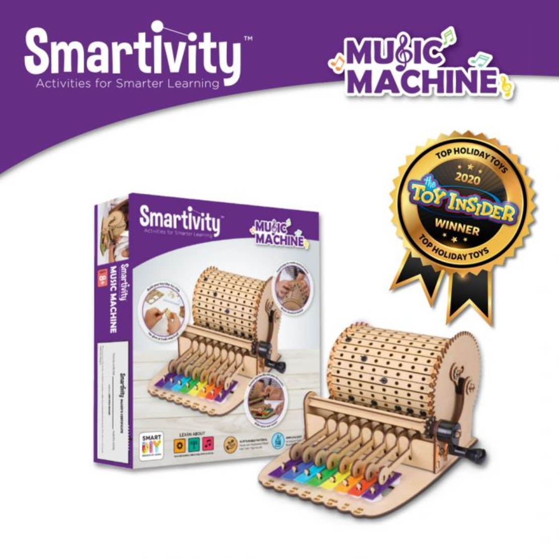 Smartivity - Music Machine SMRT1032
