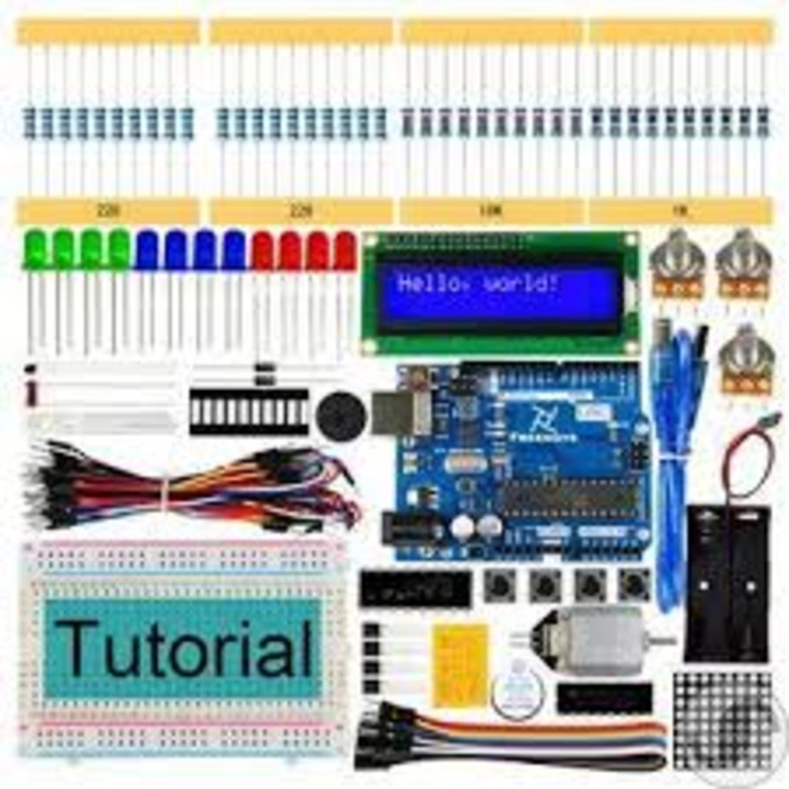 ציוד ורכיבים לפרוייקט גמר - יב 2,3,4 אלקטרוניקה ומחשבים