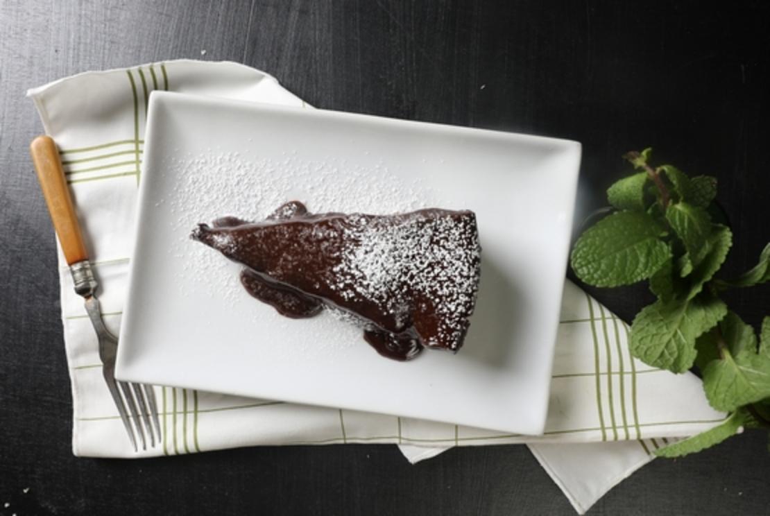 עוגת שוקולד ללא גלוטן פרווה