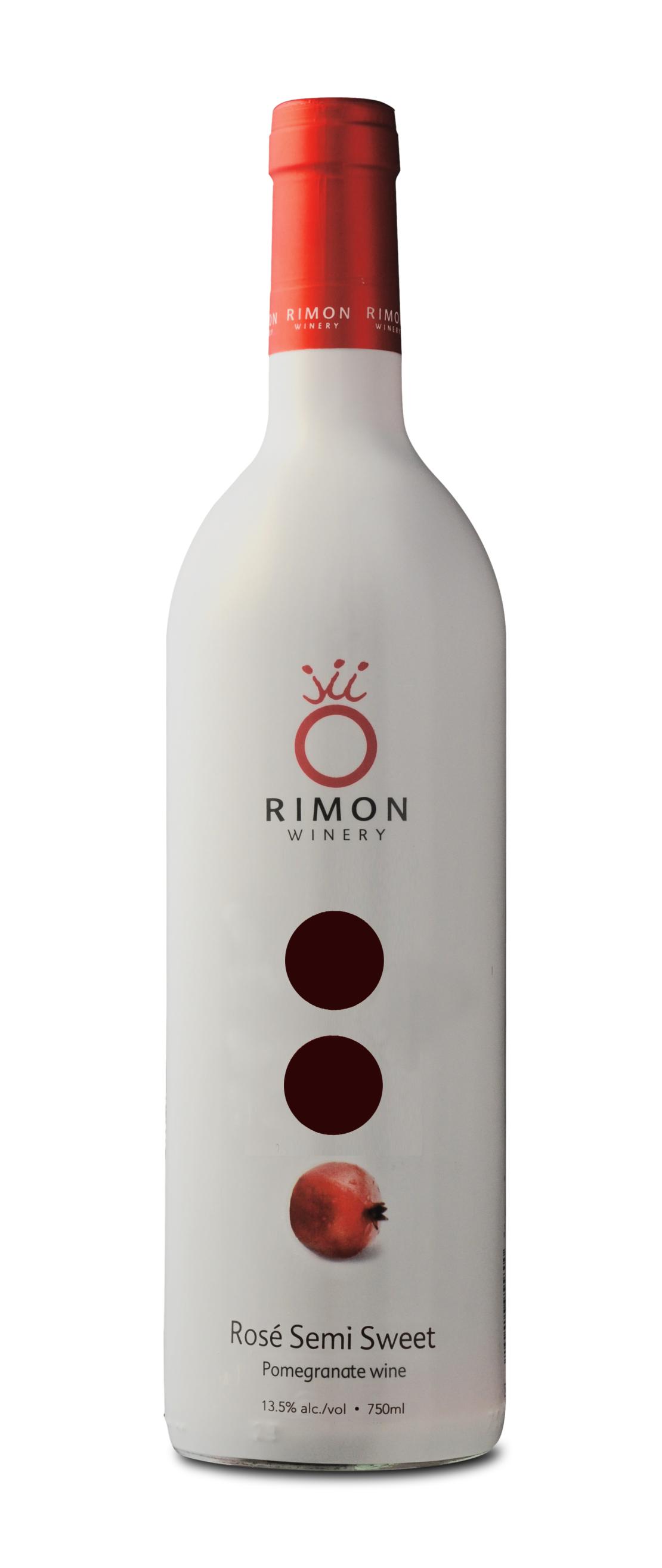 רוזה חצי מתוק | RIMON WINERY