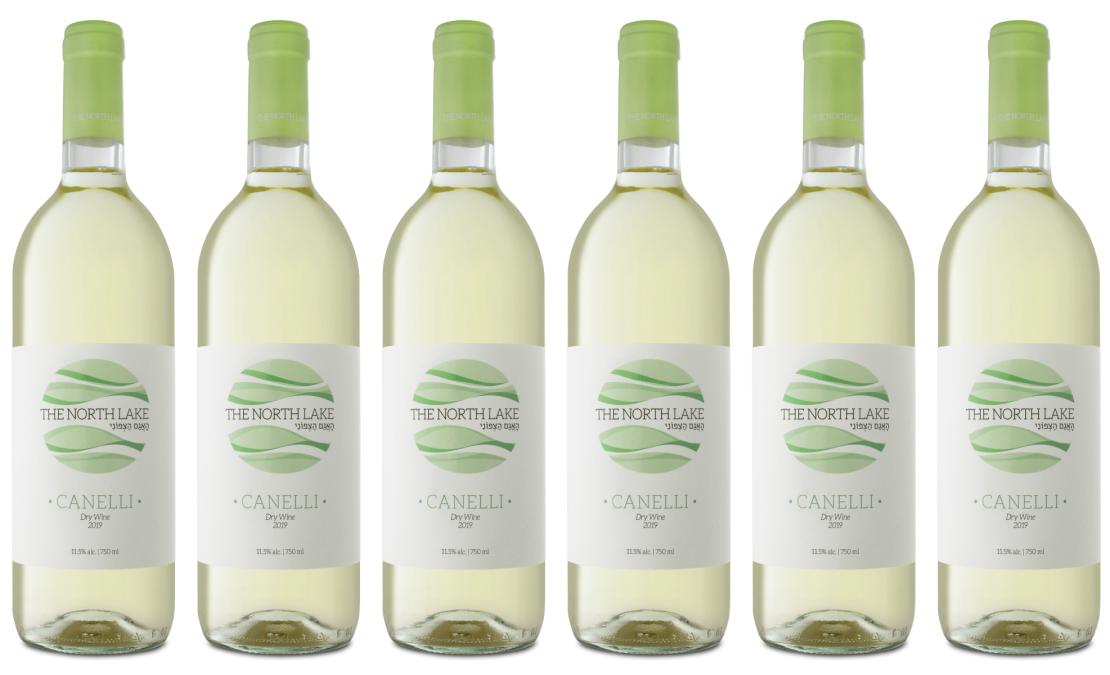 מארז 6 יינות קנאלי | THE NORTH LAKE