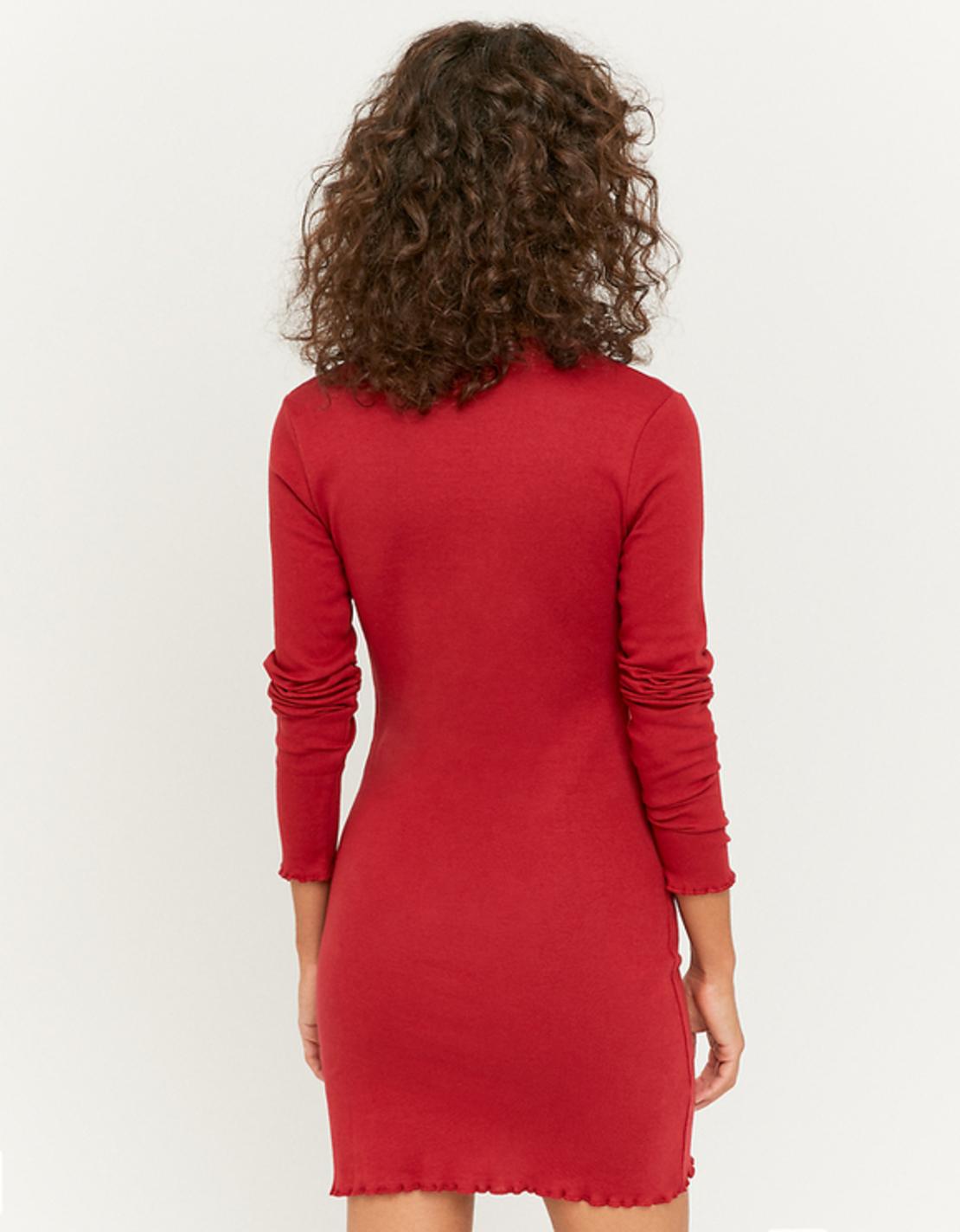 SDRCODRAGON-CBI RED099 שמלה קז'ואל דפוס