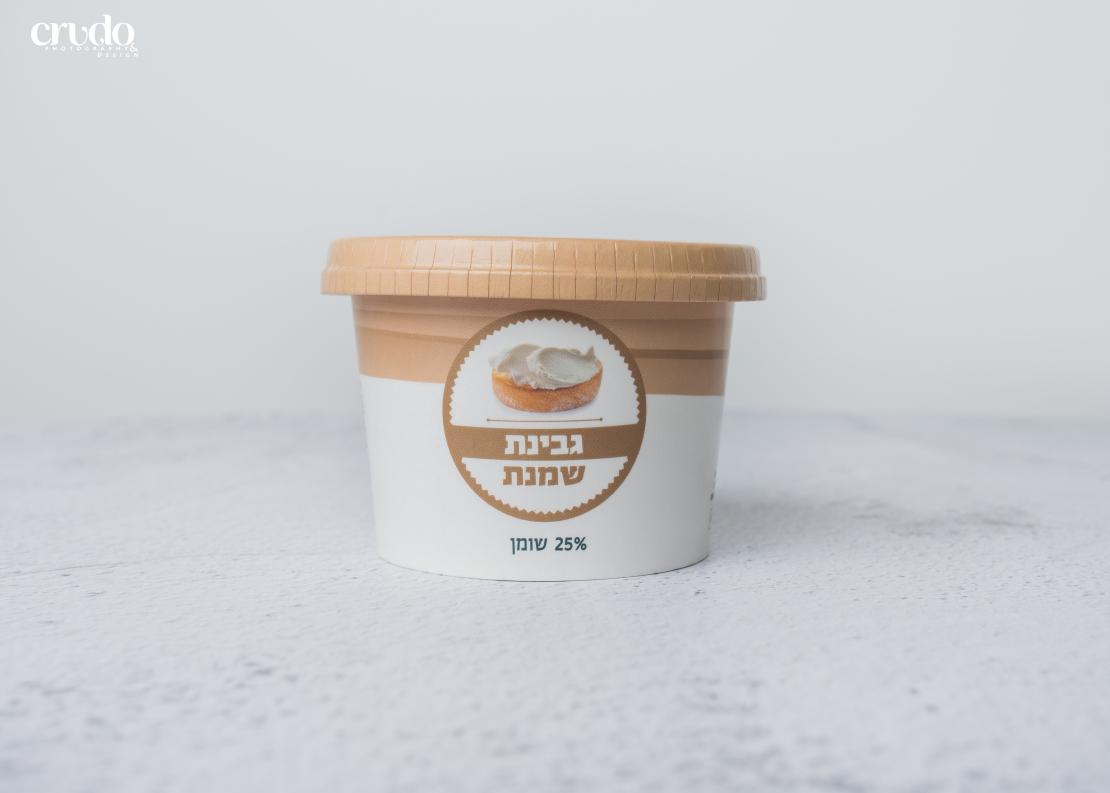 גבינת שמנת בטעם טבעי-200 גרם
