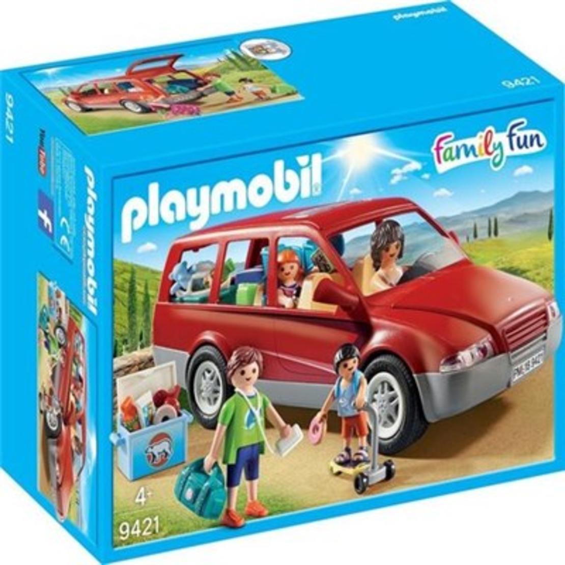 פליימוביל 9421 - מכונית משפחתית