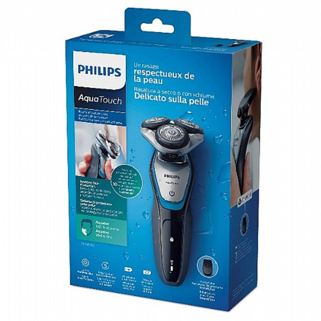 מכונת גילוח Philips S5400 פיליפס