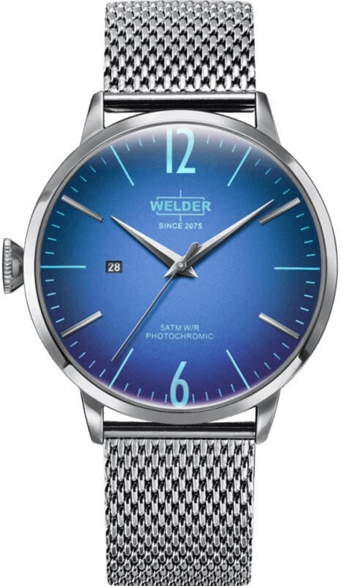 שעון WELDER Moody WRC410 45mm - Steel