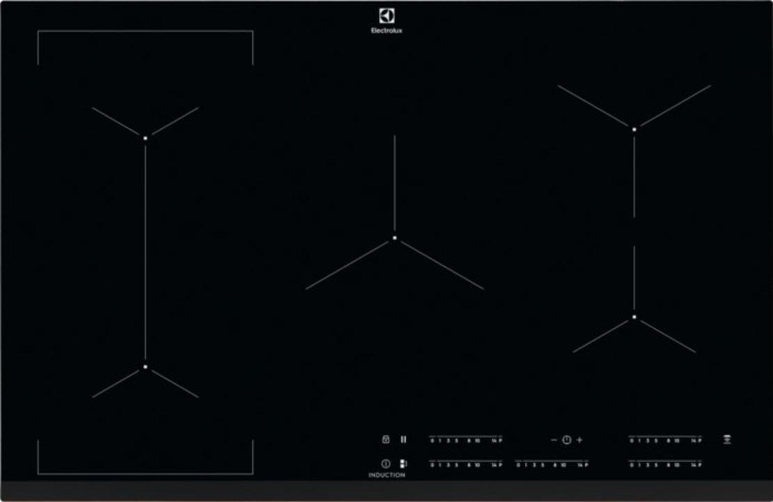 כיריים אינדוקציה Electrolux EIV835 אלקטרולוקס