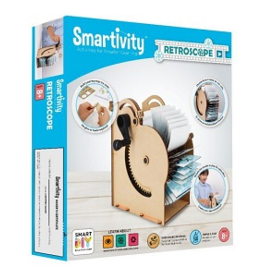 Smartivity - Retroscope Movie Maker SMRT1014