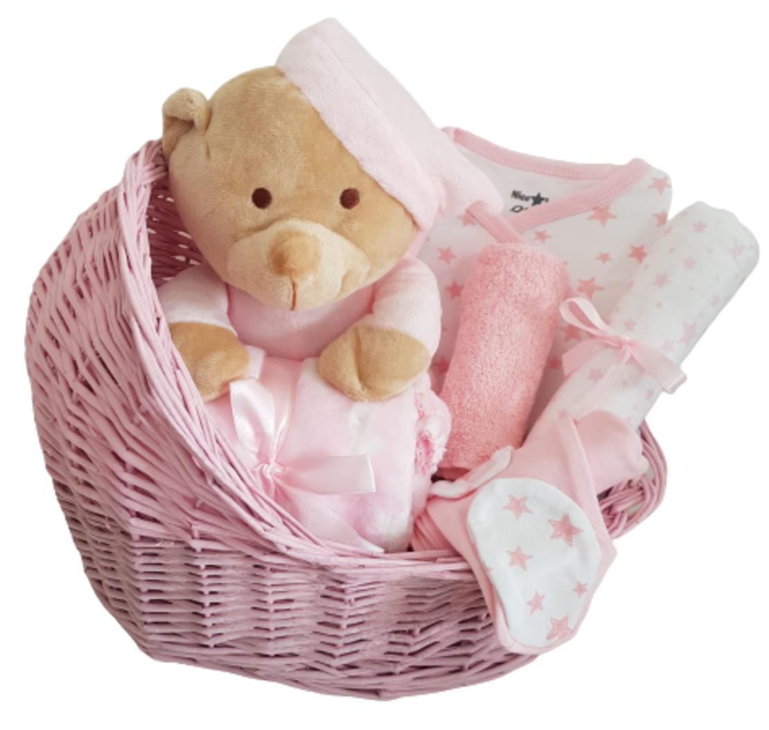 מארז חלומות נעימים להולדת הבת