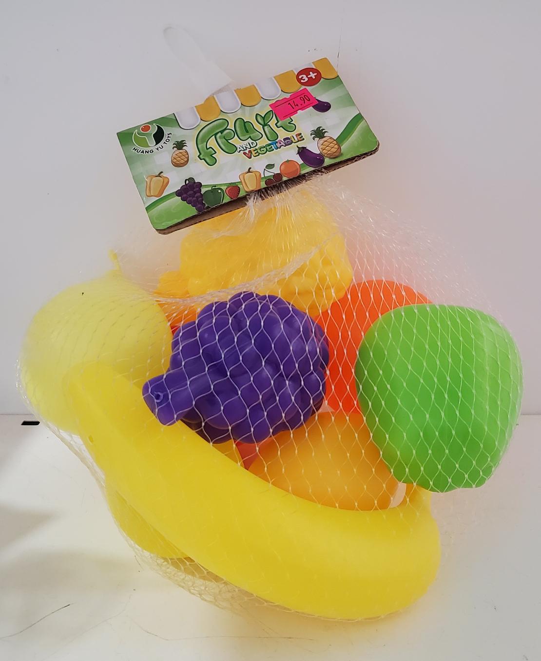 מארז פירות בשקית