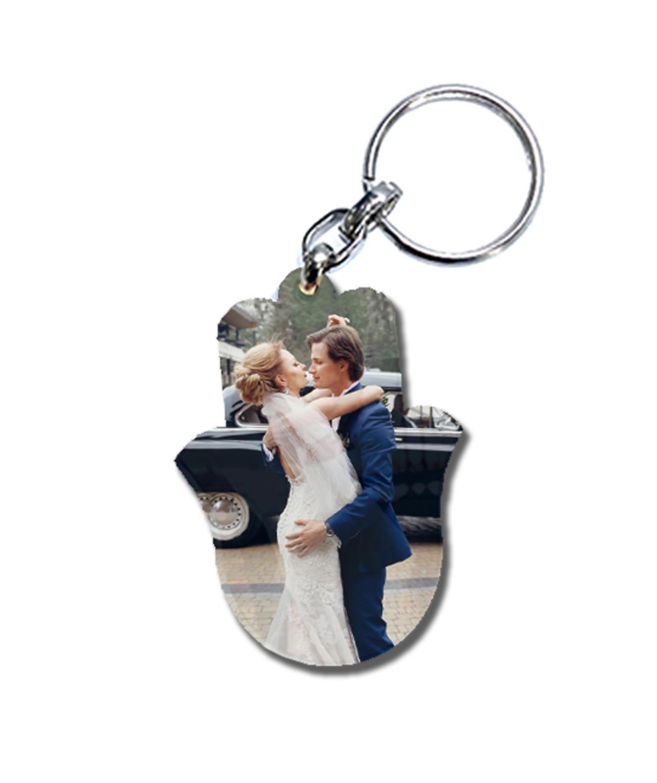 הדפסה על מחזיק מפתחות חמסה
