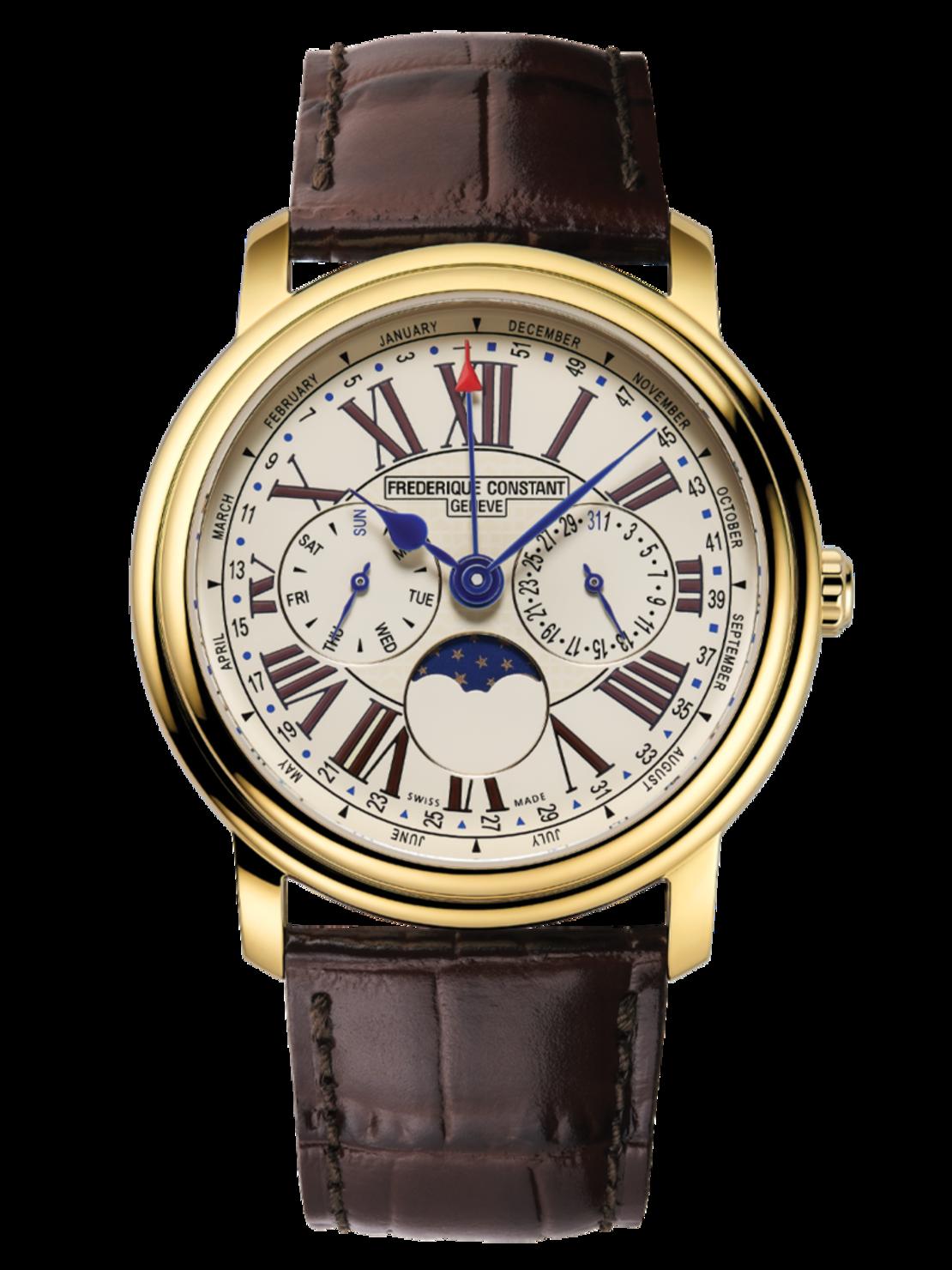 שעון Frederique Constant Classics Business Timer FC-270EM4P5