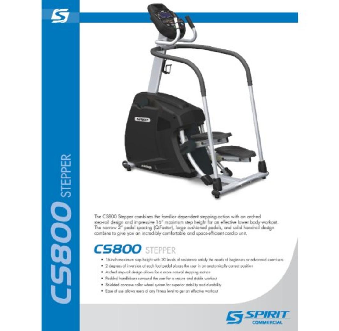 סטפר CS800