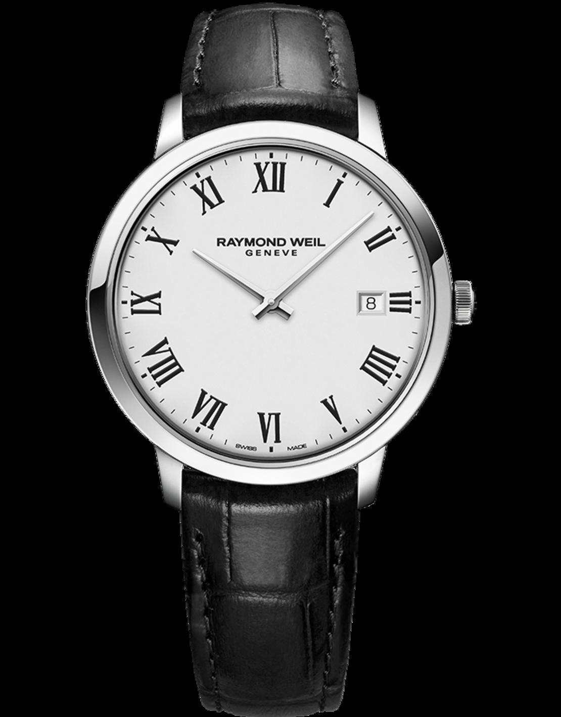 Toccata Men's Classic White Dial 5585-STC-00300