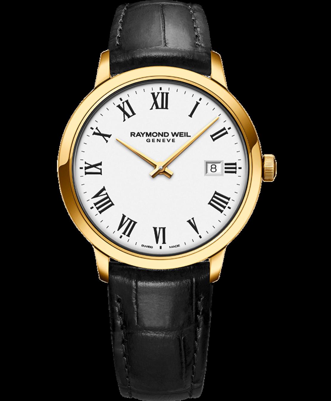 Toccata Men's Classic PVD Gold 5485-PC-00300