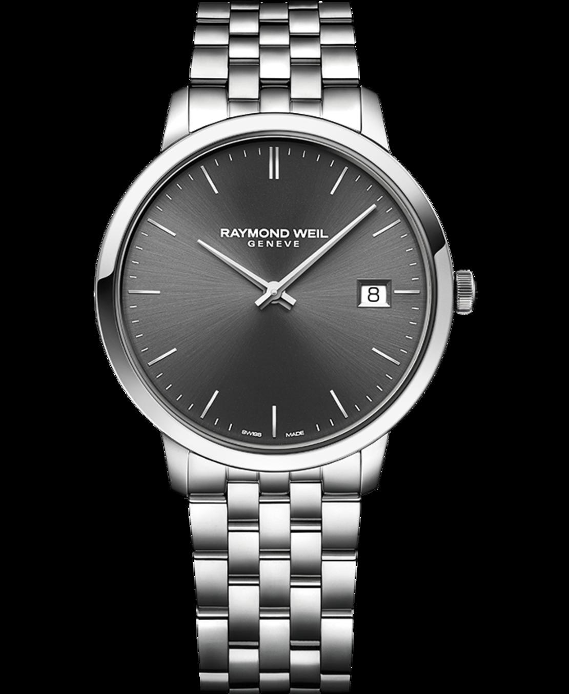 Toccata Men's Classic Steel Grey 5585-ST-60001