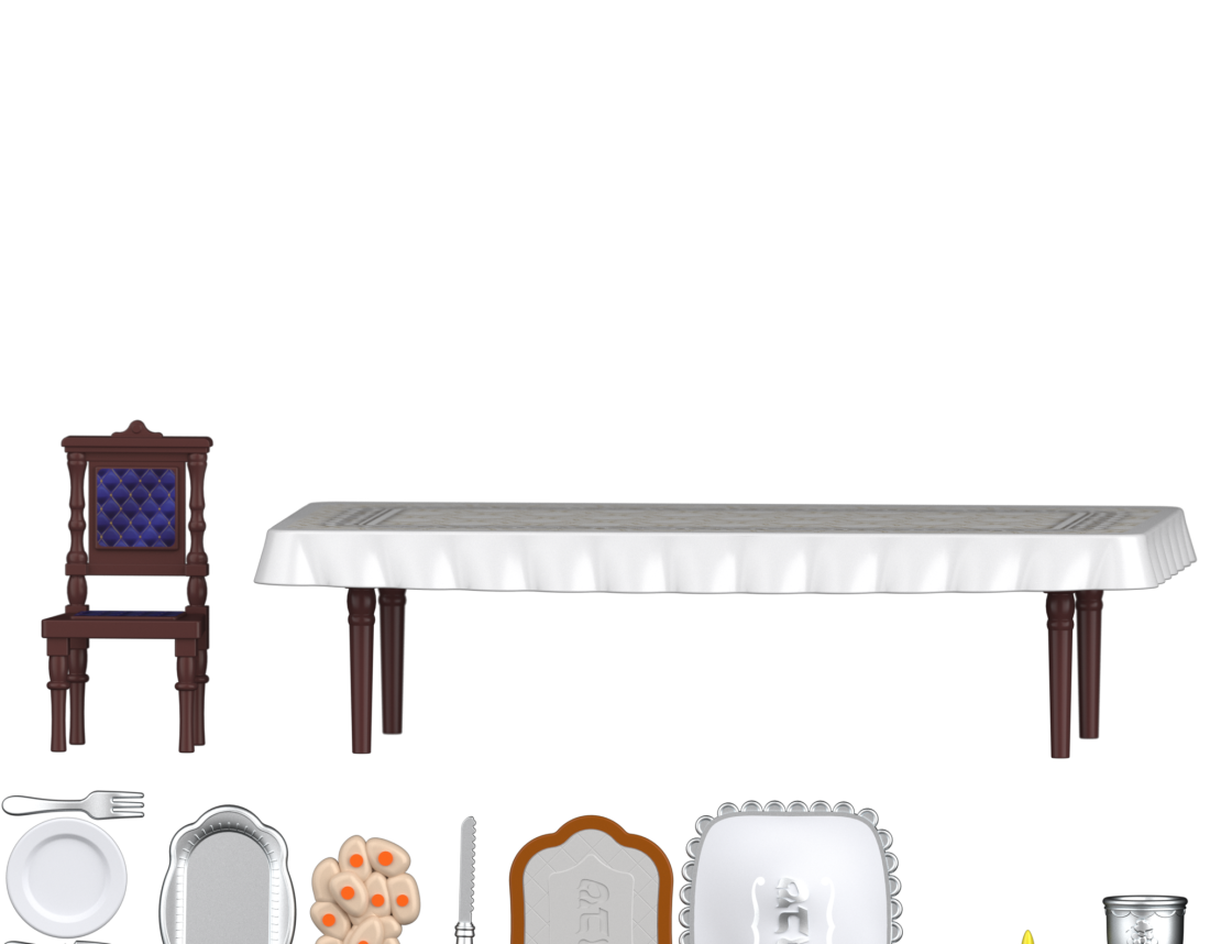 פיקולה סיטה - שולחן שבת