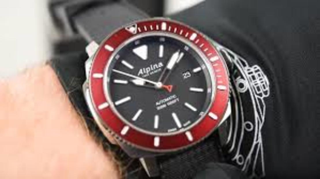 AL-525LBBRG4V6 Seastrong Diver 300 Automatic