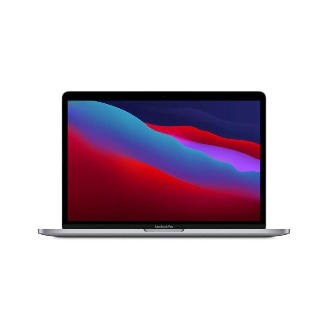 מחשב נייד MacBook Pro 13.3/AppleM1/8GB/256GB/macOS/1Y