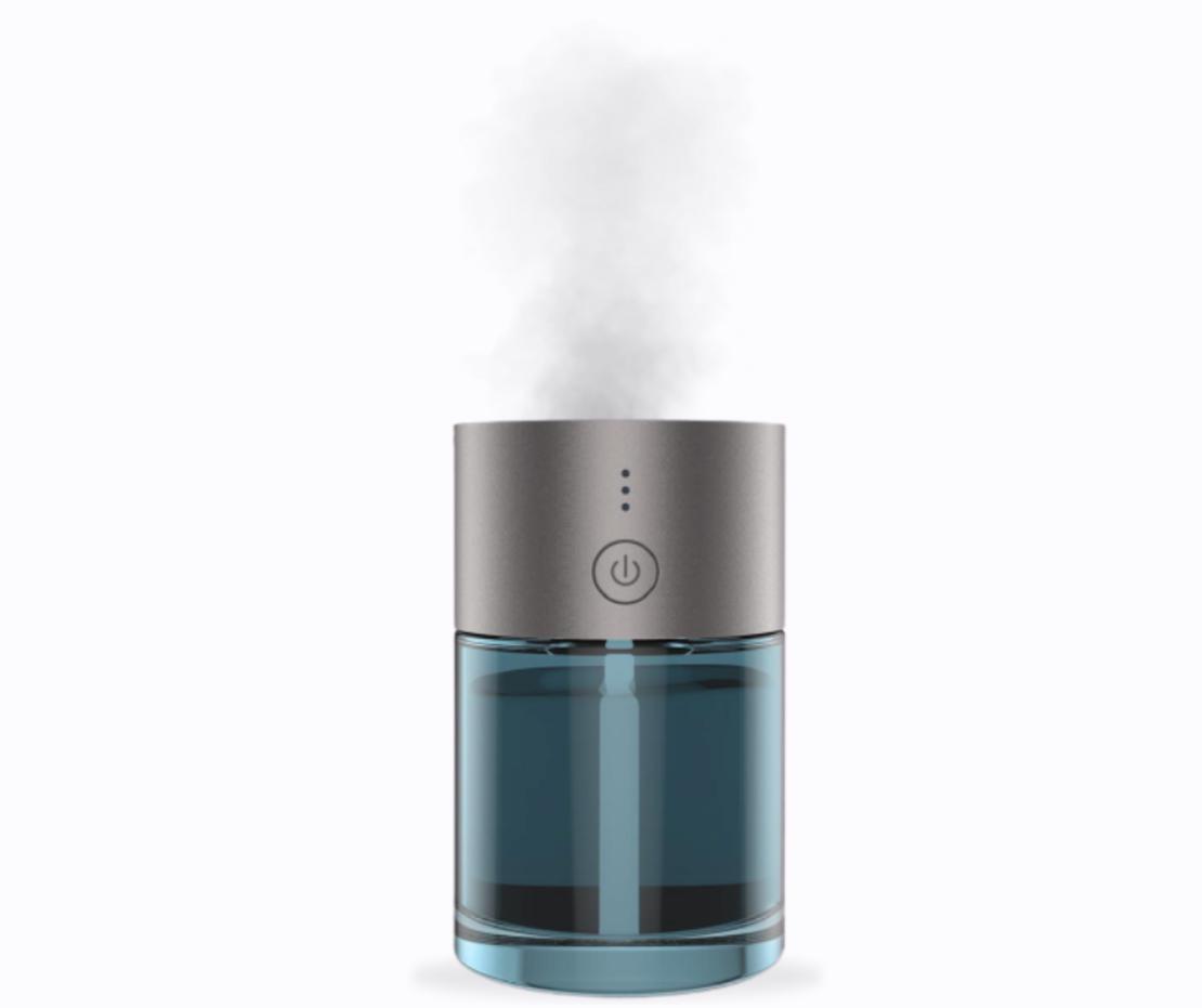מפיץ ריח חכם לרכב - Q car