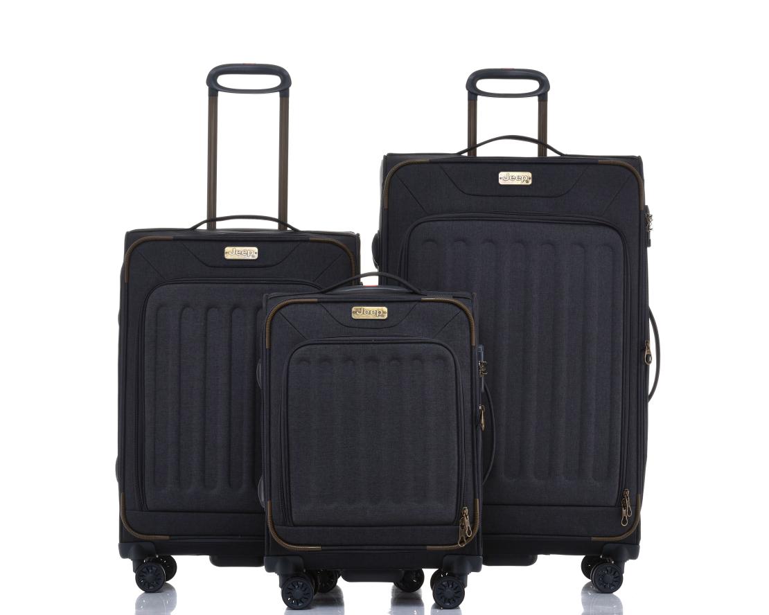 סט מזוודות Savanna