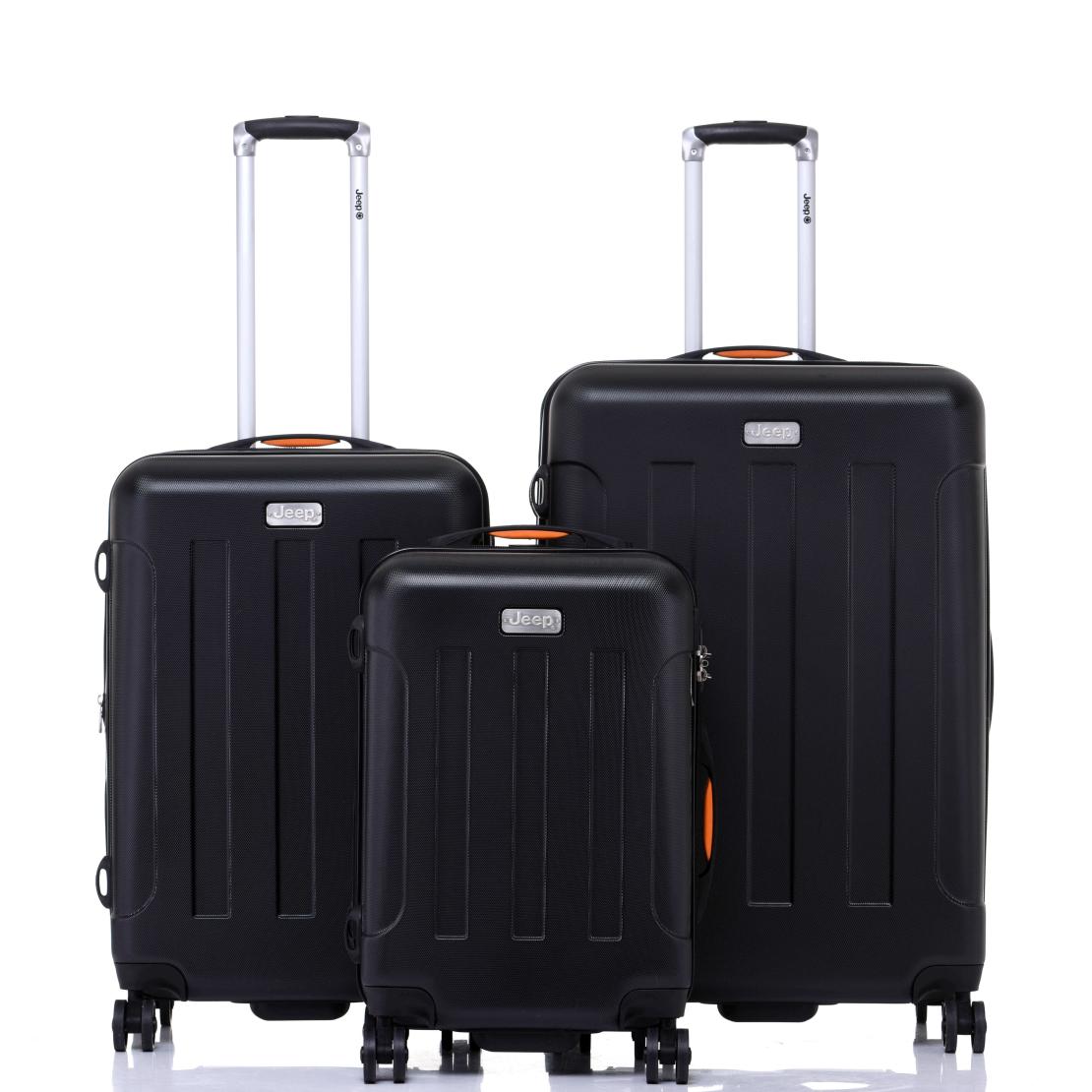 סט מזוודות Miami
