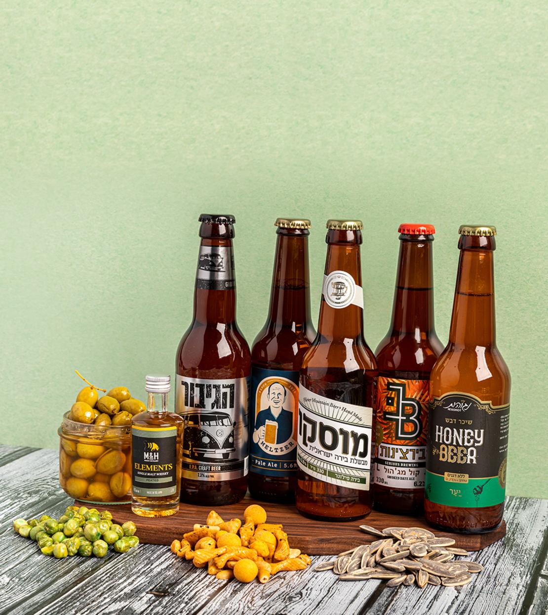 מארז בירה לעצמאות
