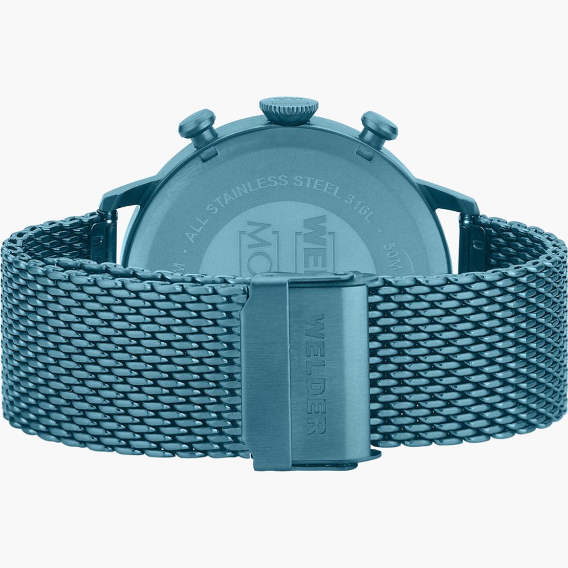 שעון WELDER Moody WWRC416 45mm - Ice Blue