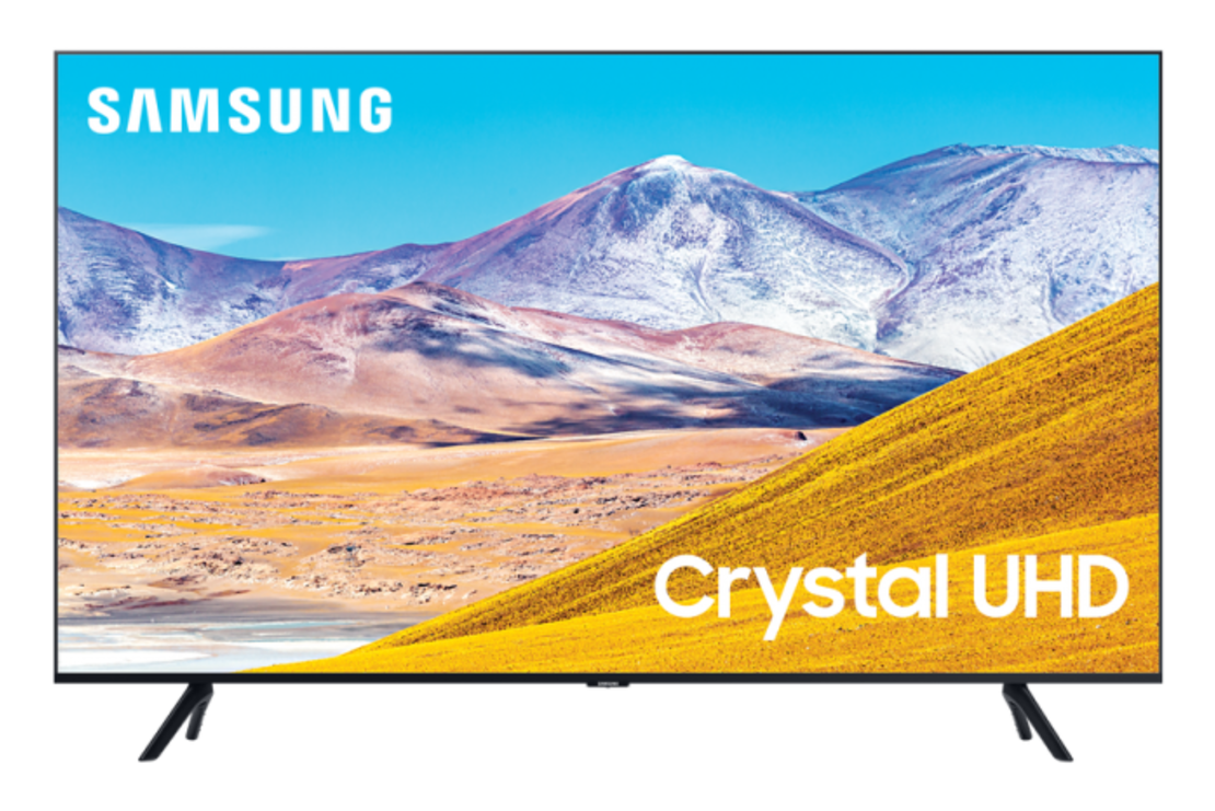 טלוויזיה Samsung 43 4K דגם UE43TU8000