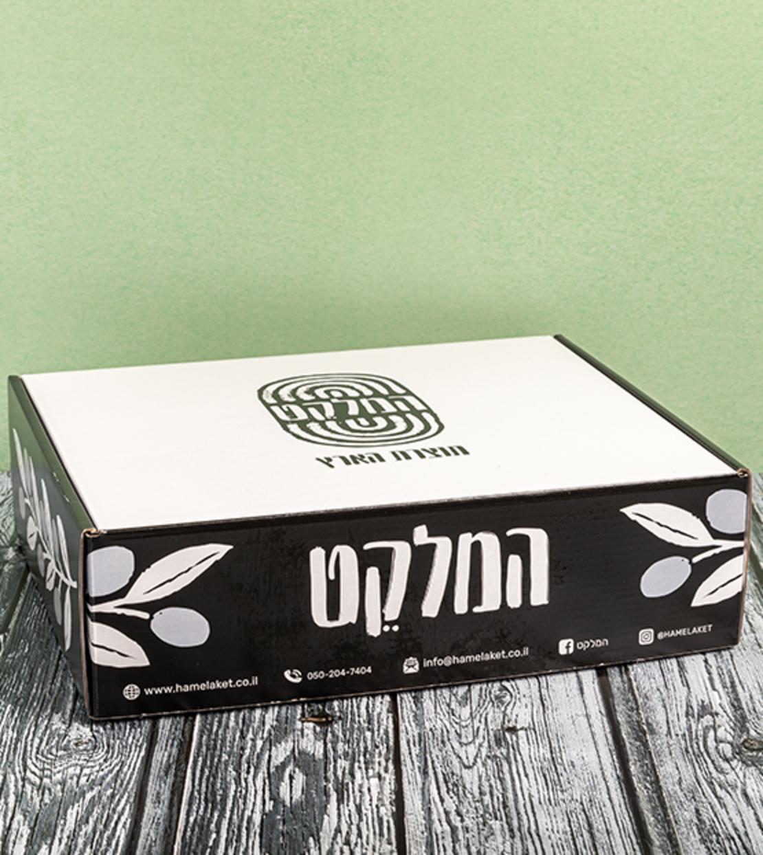 מארז של 8 גבינות בוטיק - אוהבי גבינות זה בשבילכם!