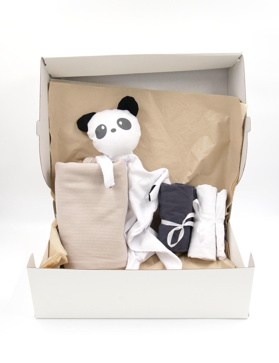 מארז רגעים ראשונים |   baby panda gift