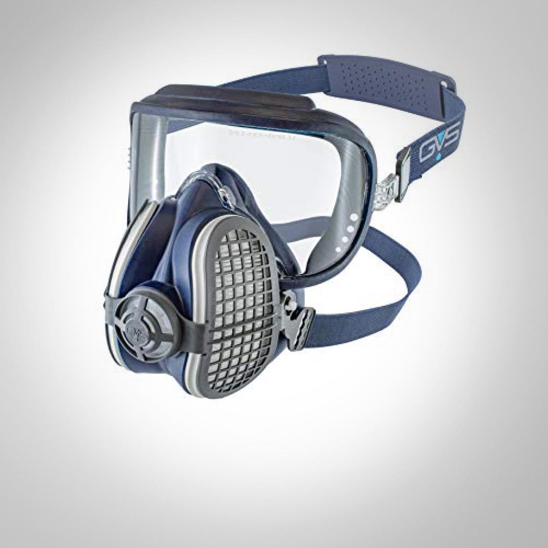 מסכת חצי פנים P3 משולב הגנת עיניים SPR405 Elipse