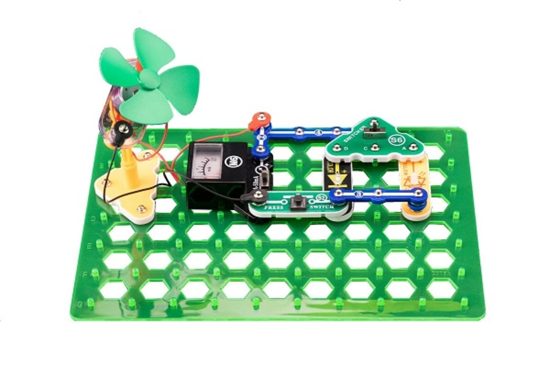 סנאפ סירקיטס SCG225  אנרגיה ירוקה החדש