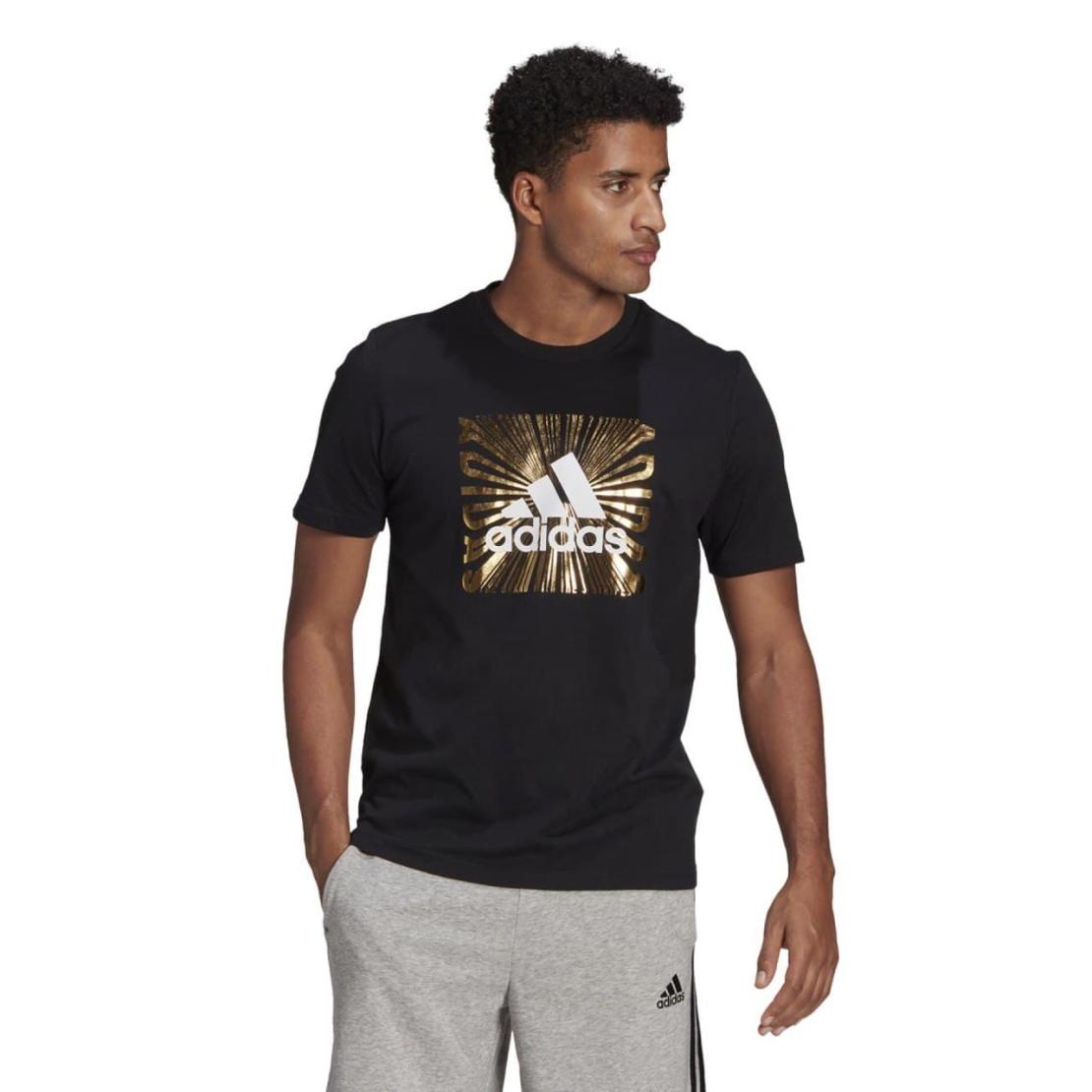 חולצת אדידס גברים   Adidas Essentials Tee
