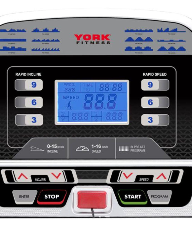 מסלול ריצה York Olympic