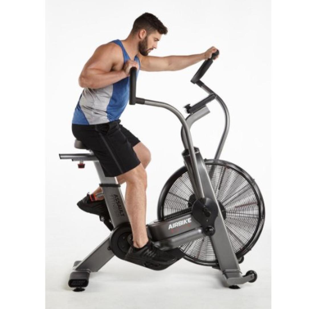 אופני ספינינג  Assault Air Bike Elite